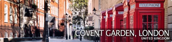 Albion House - Kaplan Covent Garden Londyn