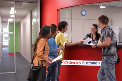 Albion House - Academies Australasia